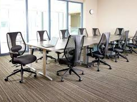 Ergocentric Conference chair