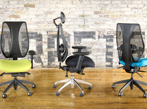 Ergocentric Task chair 2