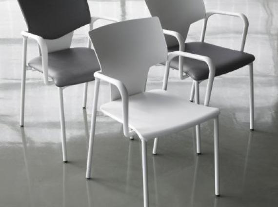 Rouillard Dexta Link Side Chair