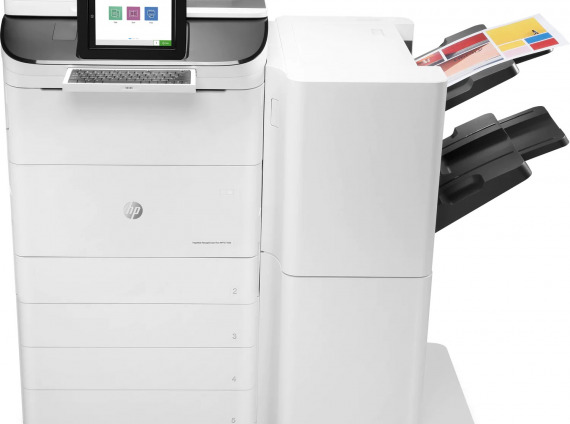 HP Color LaserJet A3 MFPs E87650z mdw